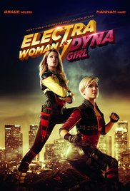 Electra Woman and Dyna Girl – Magnetlank