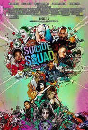 Suicide Squad – Magnetlank