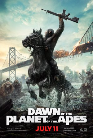 Dawn of the Planet of the Apes – Magnetlank