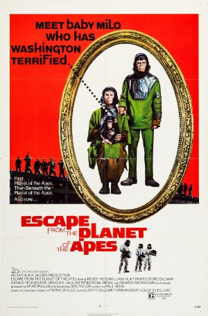 Escape from the Planet of the Apes – Magnetlank